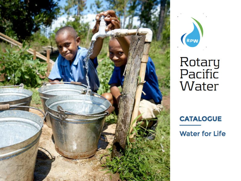 Rotary Pacific Water Catalogue